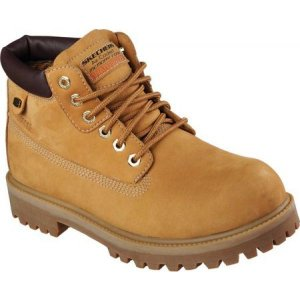スケッチャーズ Skechers メンズ シューズ・靴 ブーツ Sergeants Verdict Rugged Ankle Boot Wheat|fermart-shoes