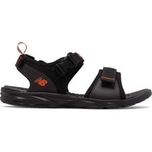 ニューバランス メンズ サンダル シューズ・靴 Response Sandal Brown Synthetic PU/Lycra Liner fermart-shoes