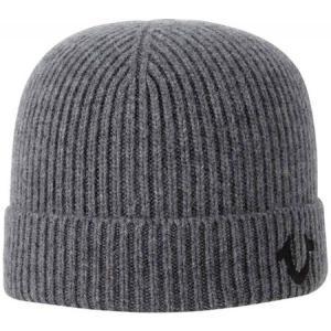 トゥルー レリジョン メンズ 帽子 1828 Ribbed ...