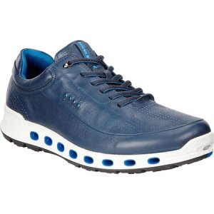 エコー メンズ スニーカー シューズ・靴 Cool 2.0 GORE-TEX Sneaker True Navy Dritton Cow Leather|fermart-shoes