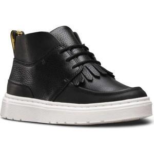 ドクターマーチン Dr. Martens レディース シューズ・靴 ブーツ Jemima Kiltie Chukka Boot Black Aunt Sally/Temperley|fermart-shoes
