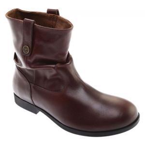 ビルケンシュトック Birkenstock レディース ブーツ シューズ・靴 Sarnia Slouch Bootie Espresso Leather fermart-shoes