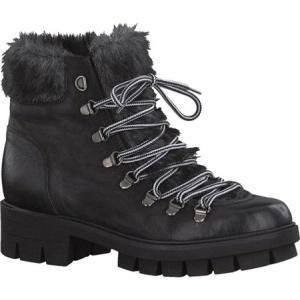 タマリス Tamaris レディース ブーツ シューズ・靴 Faye Winter Boot Black Combination fermart-shoes