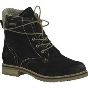 タマリス レディース ブーツ シューズ・靴 Alice Ankle Boot Black Combination fermart-shoes