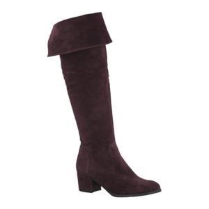 タマリス レディース ブーツ シューズ・靴 Joyce Over the Knee Boot Vine Leather fermart-shoes