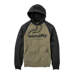 ティンバーランド Timberland PRO メンズ パーカー トップス Hood Honcho Sport Pullover Hoodie - Regular Burnt Olive/Jet Black fermart-shoes