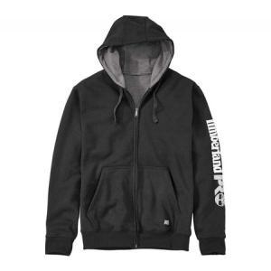 ティンバーランド メンズ パーカー トップス Hood Honcho Full-Zip Sweatshirt Jet Black/Jet Black fermart-shoes