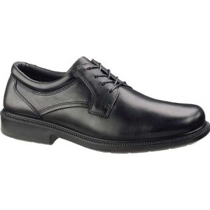 ハッシュパピー Hush Puppies メンズ シューズ・靴 ビジネスシューズ Strategy Black Leather fermart-shoes