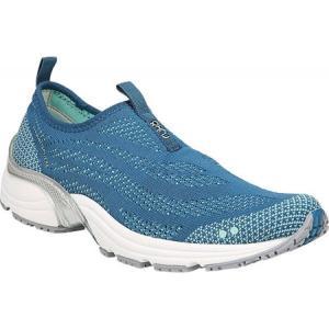 ライカ レディース シューズ・靴 フィットネス・トレーニング Hydrosphere Slip On Training Shoe Aqua/Mint|fermart-shoes