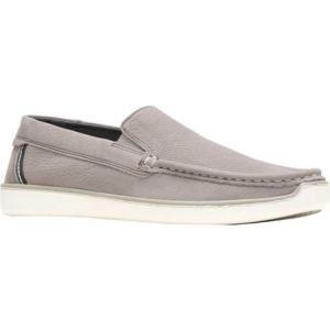 ハッシュパピー Hush Puppies メンズ スリッポン・フラット シューズ・靴 Toby Venetian Slip-On Cool Grey Nubuck fermart-shoes