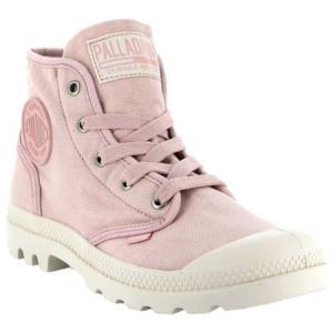 パラディウム レディース スニーカー シューズ・靴 Pampa Hi Sneaker Peach W...