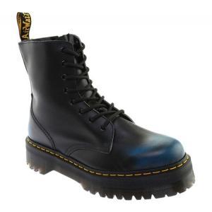 ドクターマーチン Dr. Martens メンズ ブーツ シューズ・靴 Jadon 8-Eye Boot Blue Vintage Leather fermart-shoes