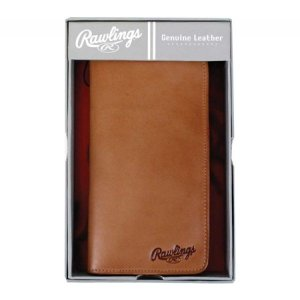 ローリングス Rawlings メンズ 財布 Genuine Leather Wallet Tan|fermart-shoes