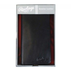 ローリングス Rawlings メンズ 財布 Genuine Leather Wallet Black|fermart-shoes