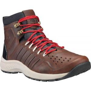 ティンバーランド メンズ シューズ・靴 ハイキング・登山 FlyRoam Trail Mid Leather Boot Forty Wheat|fermart-shoes