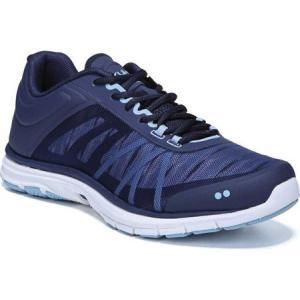 ライカ Ryka レディース シューズ・靴 フィットネス・トレーニング Dynamic 2.5 Training Shoe Blue/Blue|fermart-shoes