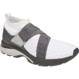 アシックス ASICS メンズ スニーカー シューズ・靴 GEL-Kayano 25 OBI Trainers White/Carbon|fermart-shoes