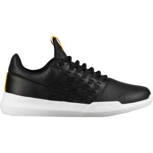 ケースイス K-Swiss メンズ スニーカー シューズ・靴 GEN-K Icon Variable Sneaker Black/Gold Fusion|fermart-shoes
