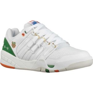 ケースイス K-Swiss メンズ スニーカー シューズ・靴 SI-18 International Heritage Sneaker White/Juniper/Mndrnorg|fermart-shoes