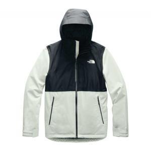 ザ ノースフェイス The North Face メンズ ジャケット アウター Inlux Insulated Jacket Tin Grey/TNF Black|fermart-shoes