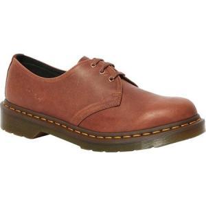 ドクターマーチン Dr. Martens メンズ 革靴・ビジネスシューズ レースアップ 1461 Seasonal 3-Eye Lace Up Oxford Tan/Polo Brown Soap Stone/Hi WP|fermart-shoes