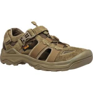 テバ Teva メンズ サンダル フィッシャーマンサンダル シューズ・靴 Omniusuede Fisherman Sandal Dark Olive Suede fermart-shoes
