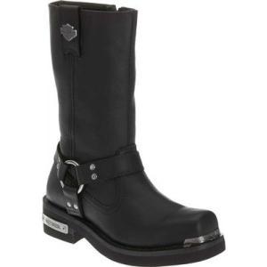 ハーレーダビッドソン メンズ ブーツ シューズ・靴 Landon Motorcycle Boot|fermart-shoes