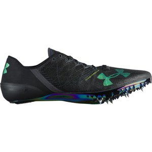アンダーアーマー Under Armour メンズ 陸上 シューズ・靴 speedform sprint pro 2 Black/Anthracite/High-Vis Yellow|fermart-shoes