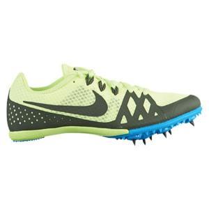 ナイキ メンズ シューズ・靴 陸上 Zoom Rival MD 8 Volt Glow/Sequoia/Blue Orbit/White|fermart-shoes