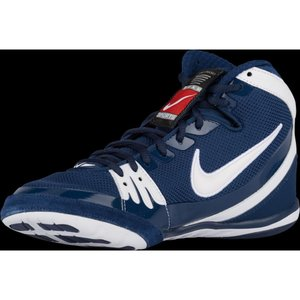 ナイキ メンズ シューズ・靴 レスリング Nike Freek Navy/White|fermart-shoes
