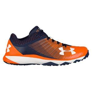 アンダーアーマー メンズ シューズ・靴 野球 Under Armour Under Armour Yard Trainer Midnight Navy/Team Orange/White fermart-shoes