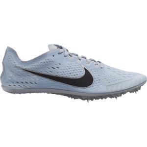 ナイキ Nike メンズ 陸上 シューズ・靴 Zoom Victory 3 Hydrogen Blue/Black/Sky Grey/Metallic Silver|fermart-shoes