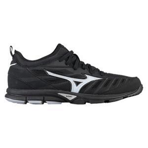 ミズノ メンズ シューズ・靴 野球 Mizuno Players Trainer 2 Black/Black|fermart-shoes