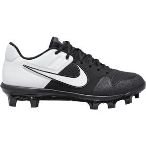 ナイキ Nike メンズ 野球 シューズ・靴 Alpha Huarache Varsity Low MCS Black/White/Black|fermart-shoes