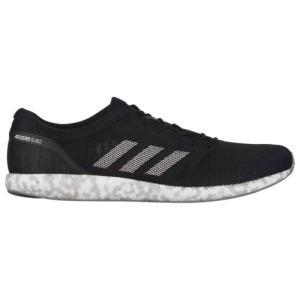 アディダス メンズ シューズ・靴 陸上 adiZero Sub2 Core Black/Footwear White/Solar Orange|fermart-shoes