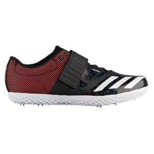 アディダス メンズ シューズ・靴 陸上 adiZero HJ Core Black/Footwear White/Orange|fermart-shoes