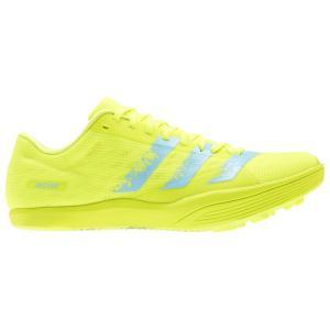 アディダス adidas メンズ 陸上 シューズ・靴 adiZero LJ Solar Yellow...