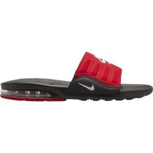 ナイキ Nike メンズ サンダル シューズ・靴 Air Max Camden Slide Black/White/University Red/Team Red|fermart-shoes