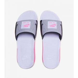 ナイキ Nike メンズ サンダル エアマックス 90 シューズ・靴 Air Max 90 Slide White/Grey/Pink fermart-shoes
