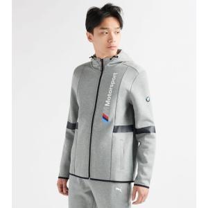 プーマ Puma メンズ パーカー トップス bmw mms full zip hoodie Med...