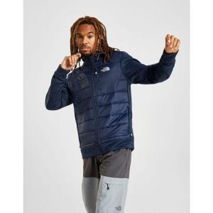 ザ ノースフェイス The North Face メンズ ジャケット アウター Hybrid Full Zip Mittelegi Hooded Jacket blue|fermart-shoes