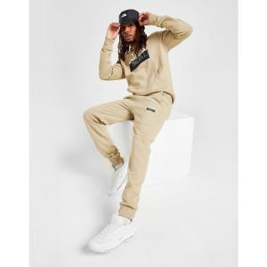 ザ ノースフェイス The North Face メンズ ジョガーパンツ ボトムス・パンツ cover logo fleece joggers brown fermart-shoes