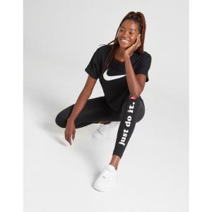 ナイキ Nike レディース スパッツ・レギンス インナー・下着 just do it club leggings black|fermart-shoes