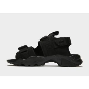 ナイキ Nike レディース サンダル・ミュール シューズ・靴 canyon sandals black|fermart-shoes