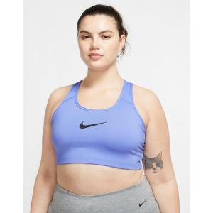 ナイキ Nike レディース スポーツブラ 大きいサイズ インナー・下着 training swoosh plus size sports bra black|fermart-shoes