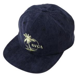 【即納】ルーカ RVCA ユニセックス キャップ 帽子 RIG CAP NAVY|fermart-shoes