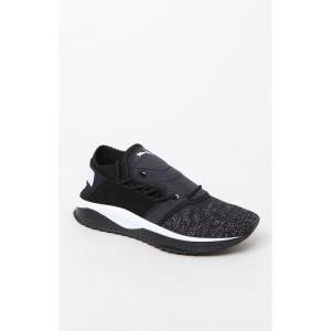 プーマ Puma メンズ スニーカー シューズ・靴 Tsugi Shinsei Nocturnal Shoes BLACK/WHITE|fermart2-store