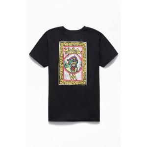 ルーカ RVCA メンズ Tシャツ トップス Monster T-Shirt BLACK fermart2-store