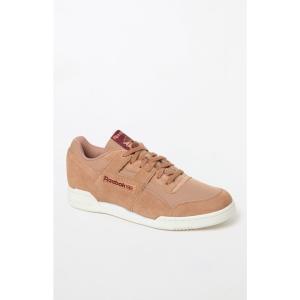 リーボック Reebok メンズ スニーカー シューズ・靴 Workout Plus Shoes CAMEL|fermart2-store