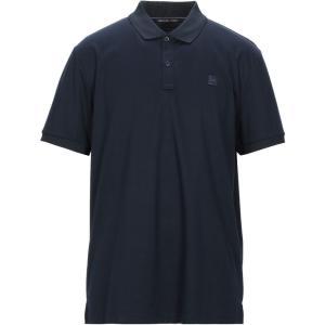 マイケル コース MICHAEL KORS MENS メンズ ポロシャツ トップス Polo Shirt Dark blue|fermart2-store